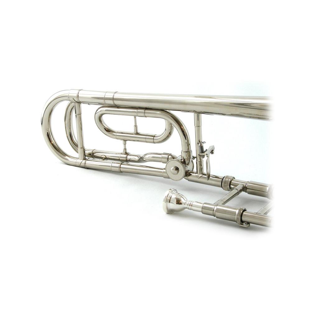 American Heritage Closed Wrap Nickel Trombone