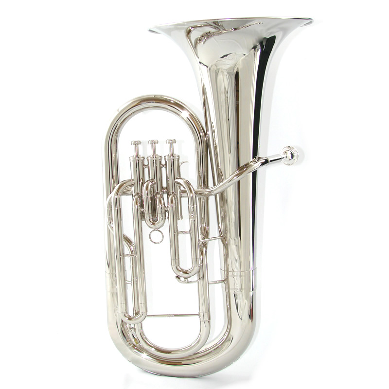 Model 300 Nickel Euphonium