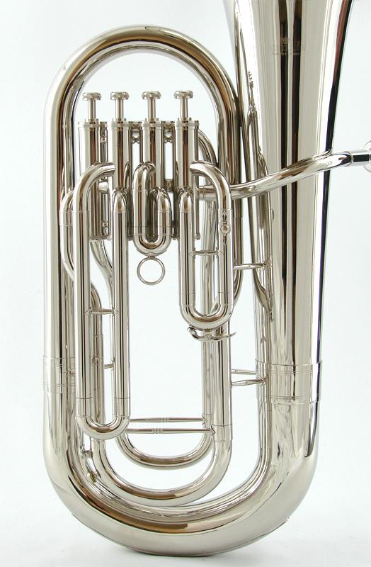 Model 400 Nickel Euphonium