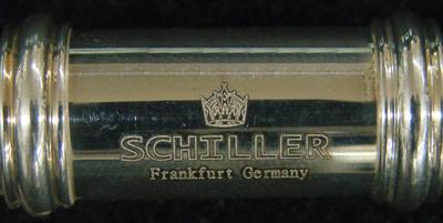 American Heritage 76 Piccolo Flute – Silver