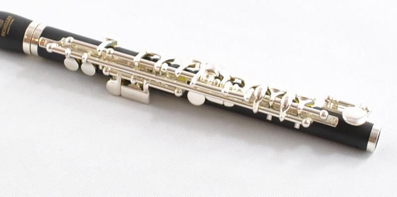 Elite CenterTone Piccolo Ebonite Flute