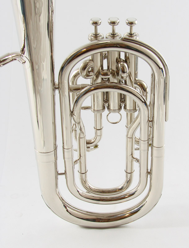 British Band Baritone Nickel