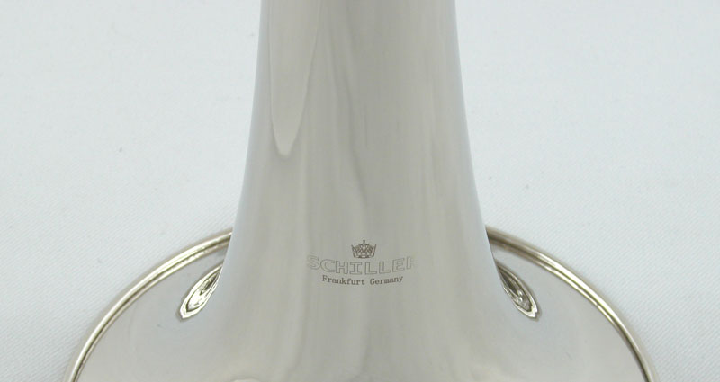 American Heritage Bass Trumpet – Nickel Plated