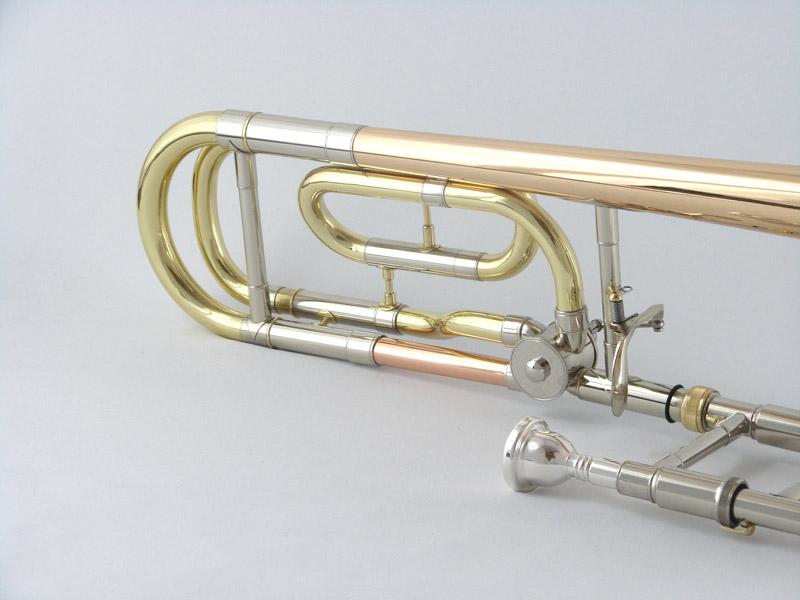 American Heritage Bronze Rose Trombone