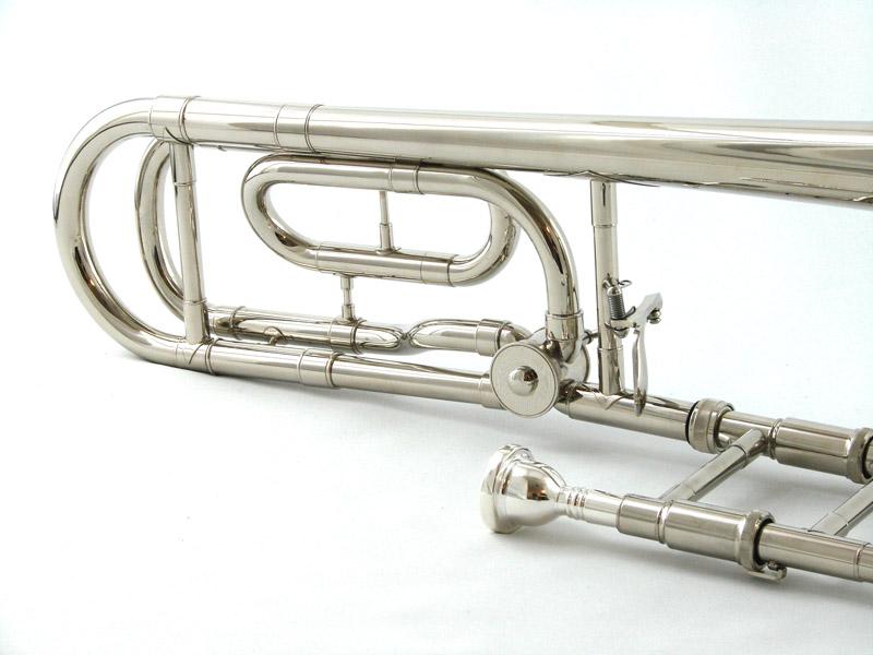 American Heritage Open Wrap Nickel Trombone