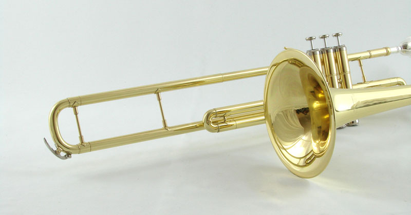 American Heritage Piston Valve Eb Alto Trombone
