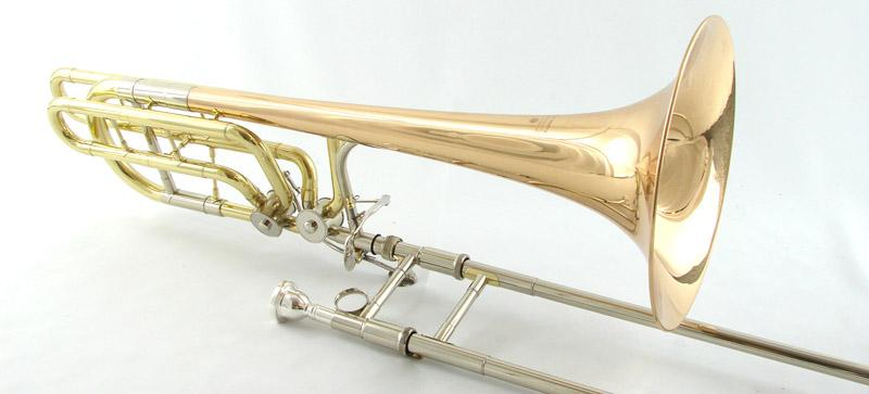 American Heritage Double Rotor Bass Trombone