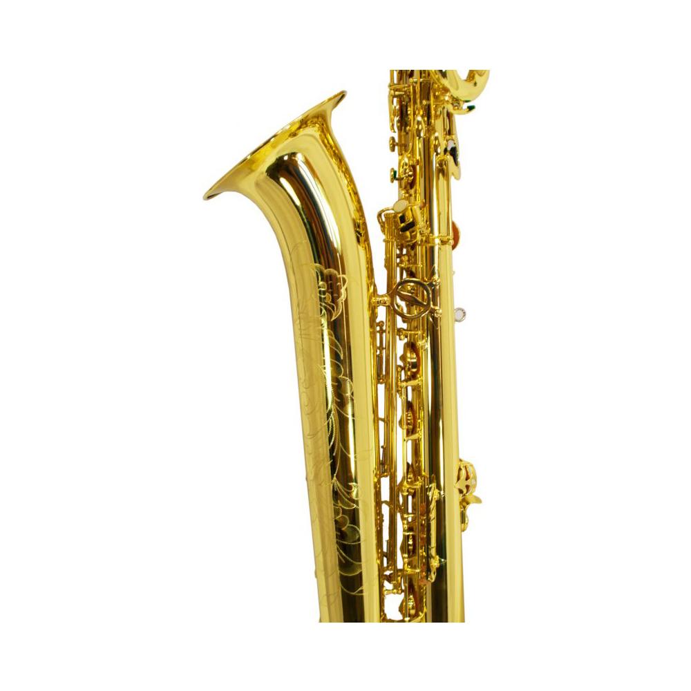 Elite V La Premiere' Elite Baritone Saxophone – Gold