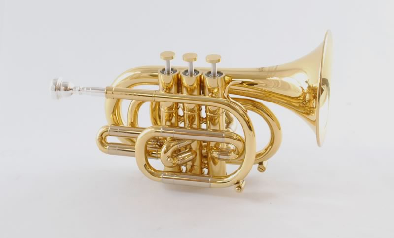 CenterTone Pocket Trumpet – Bb