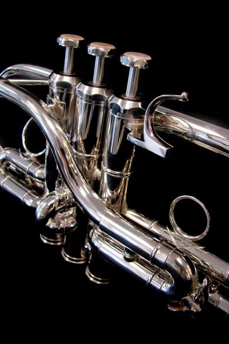 American Heritage Model Eb/D Trumpet