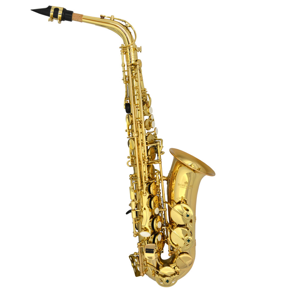 Elite IV Series Alto Saxophone – Gold