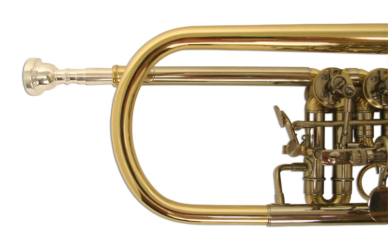 Elite Rotary Valve Trumpet