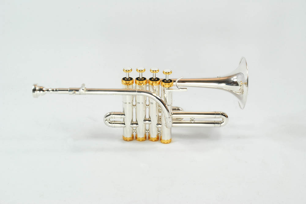 American Heritage Model IV Piccolo Trumpet