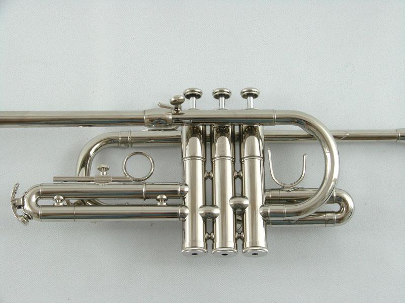 Elite Herald Trumpet – Nickel