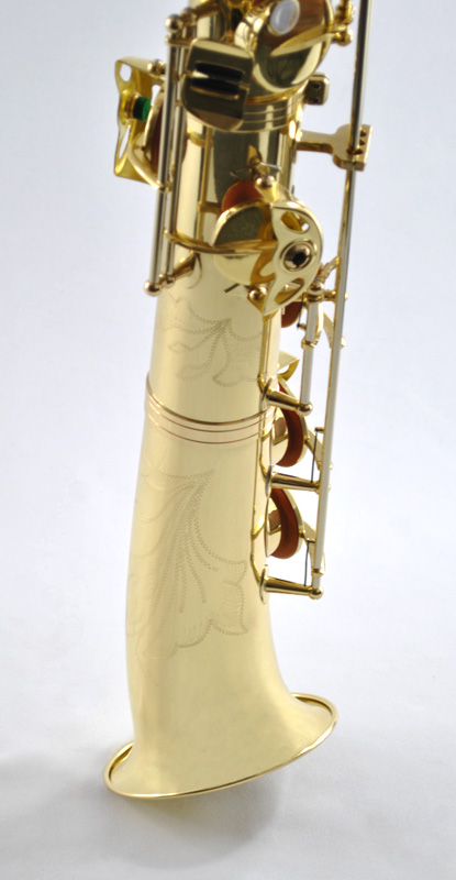 American Heritage Alto Saxophone – Super Straight Alto Model
