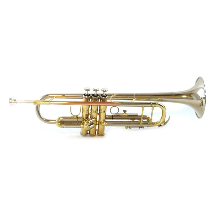 American Heritage Special 78 Trumpet – Silver – Bb
