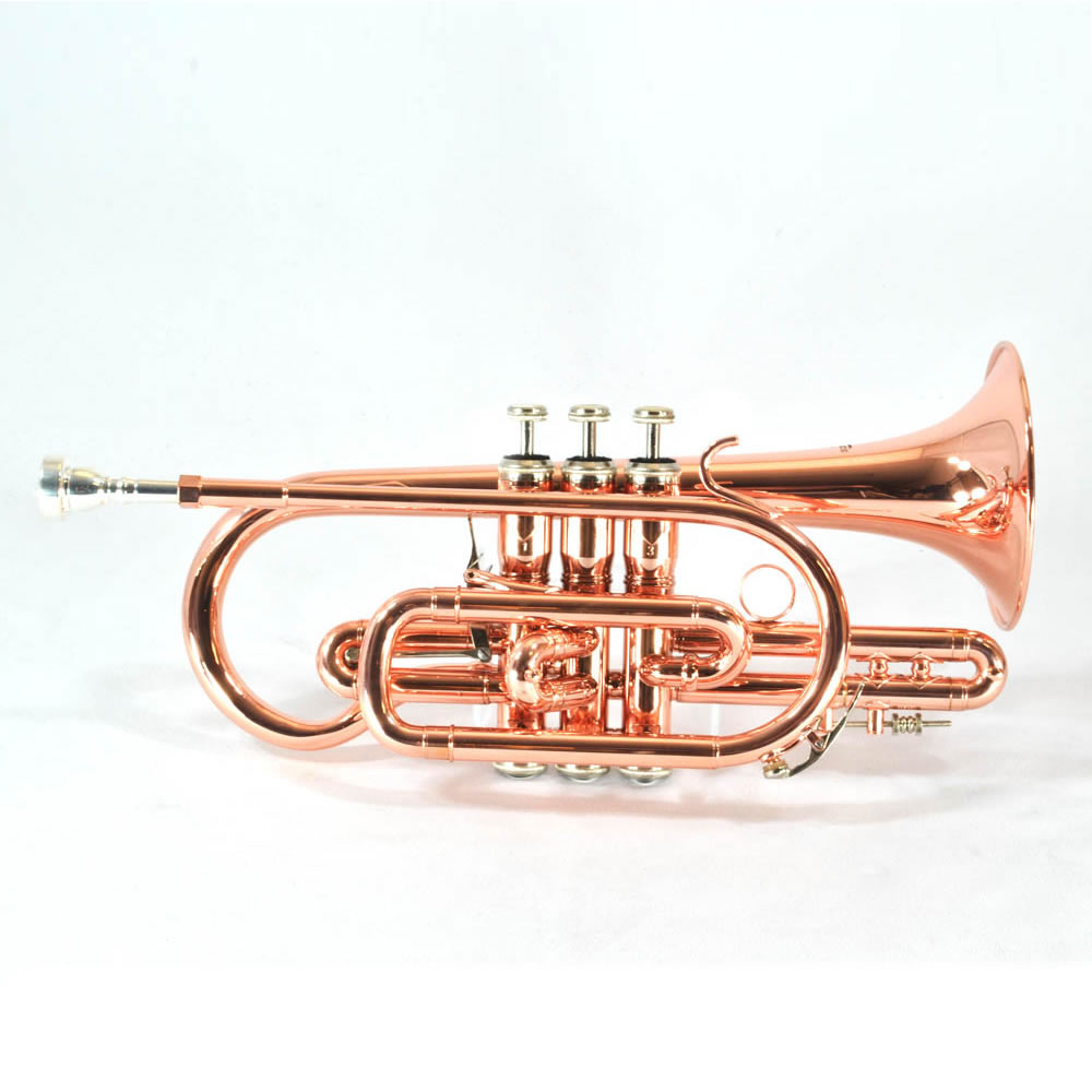 Shepherds Crook Pro Cornet – Copper