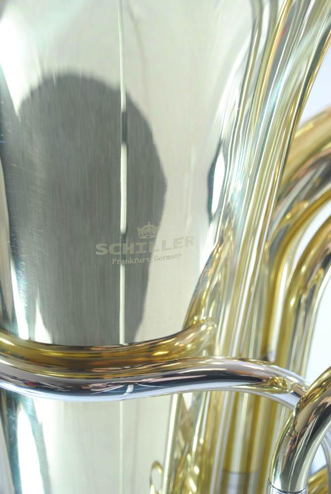 American Heritage 4/4 BBb Piston Elite Tuba