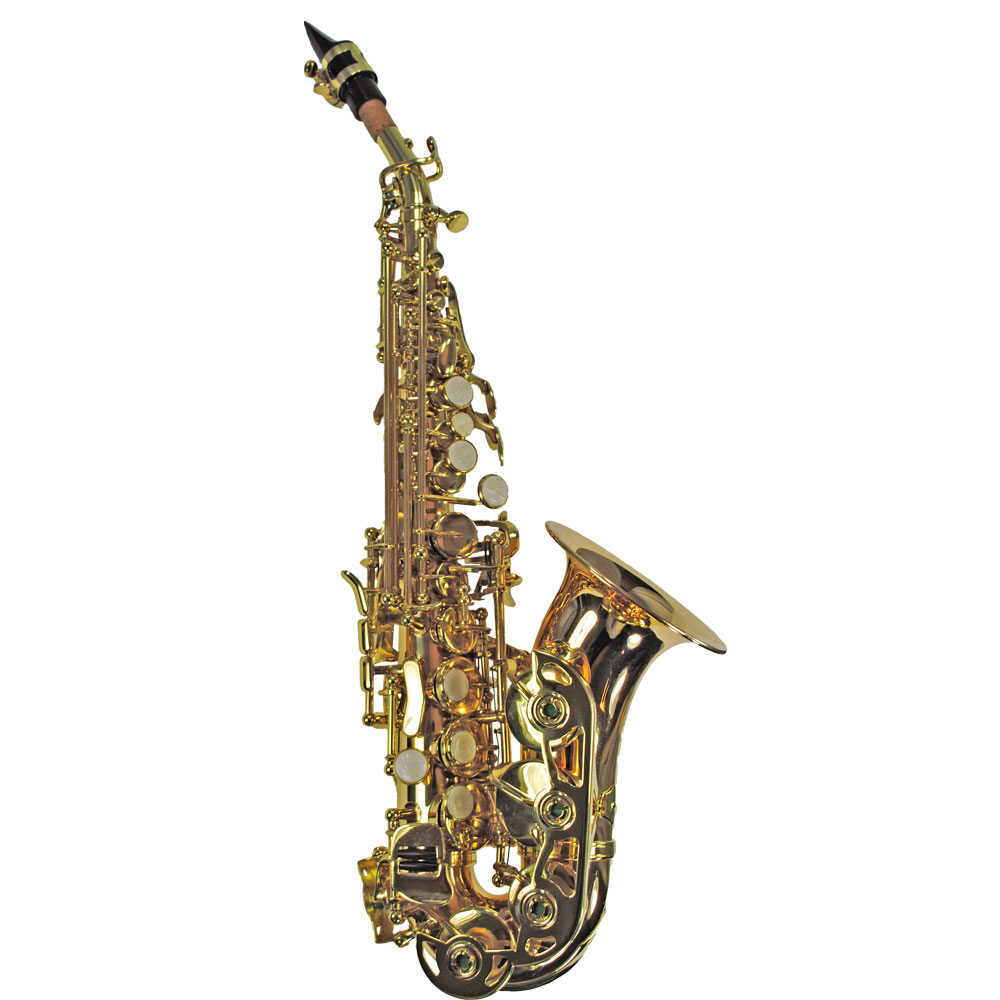 Elite IV Curved Soprano – Gold