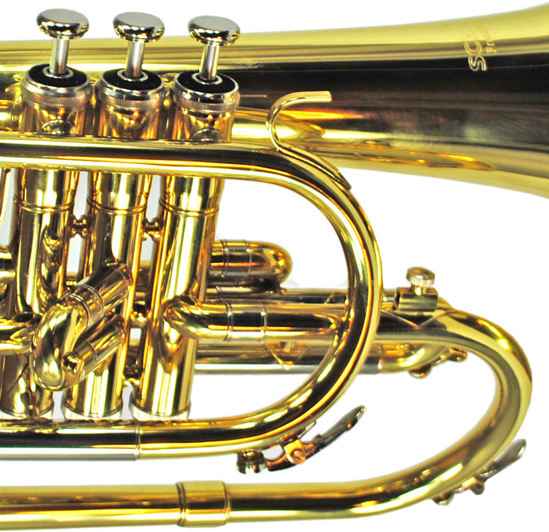 Mellophone Gold Lacquer