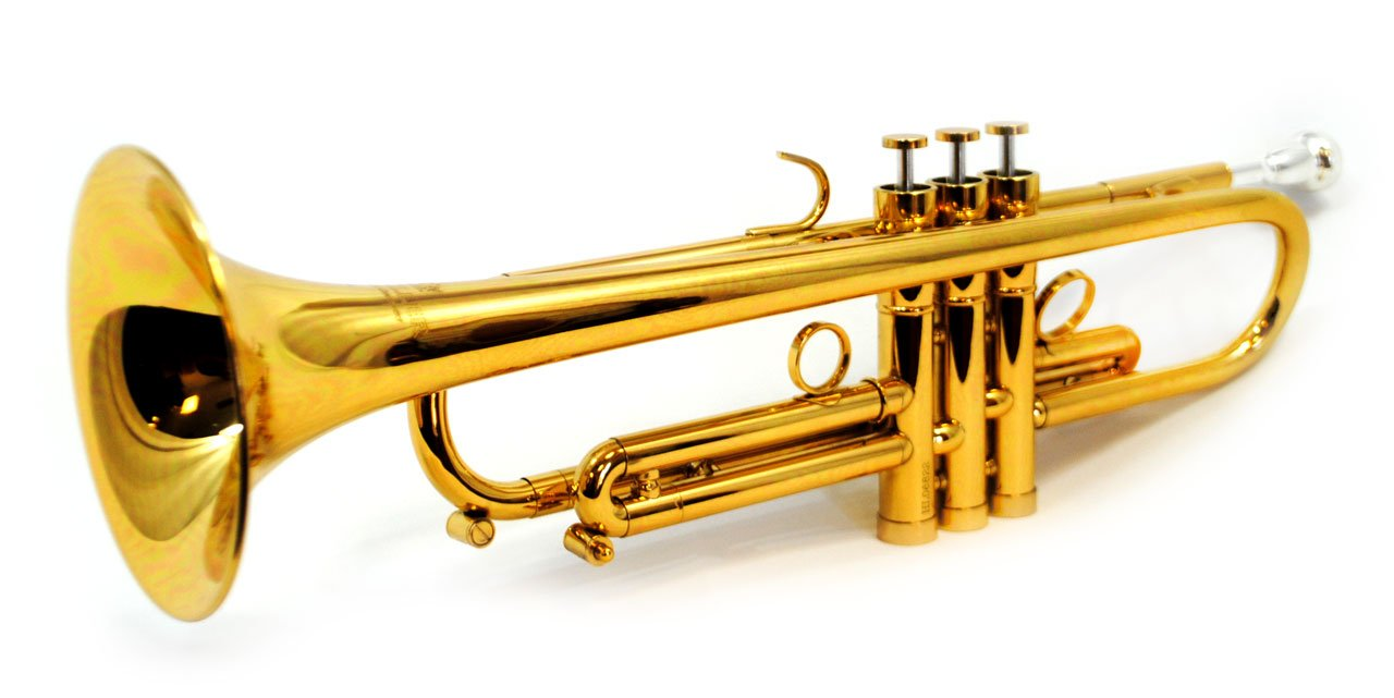 Centertone Trumpet – Gold Lacquer – Bb