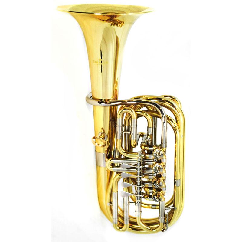 American Heritage 4-Valve Mini F Tuba