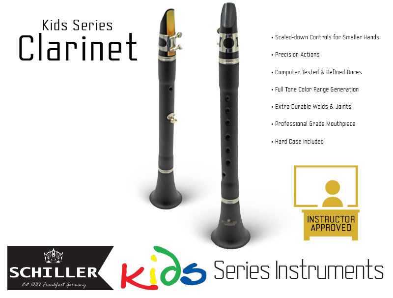 Youth American Heritage Series Clarinet