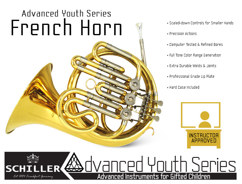 Youth Advanced Series French Horn
