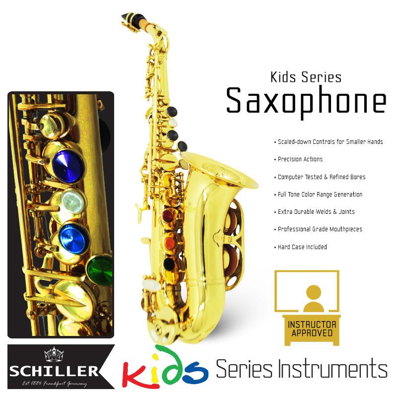 American Heritage Kids Series Saxophone