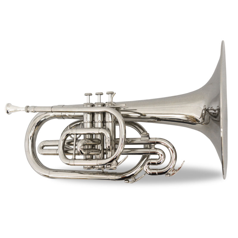 Field Series Professional Marching Mellophone – Big Bell
