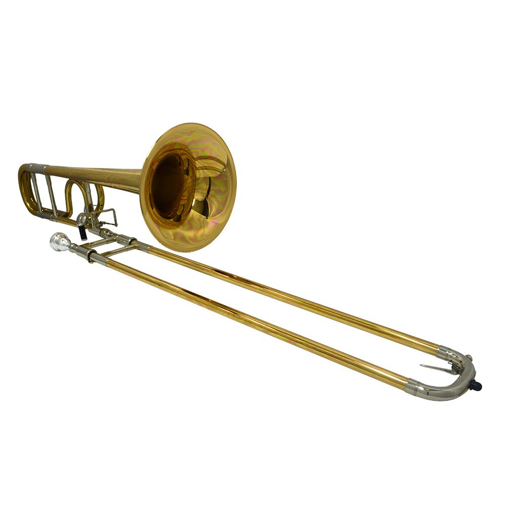 Studio 547 Trombone with Rose Gold Brass Bell