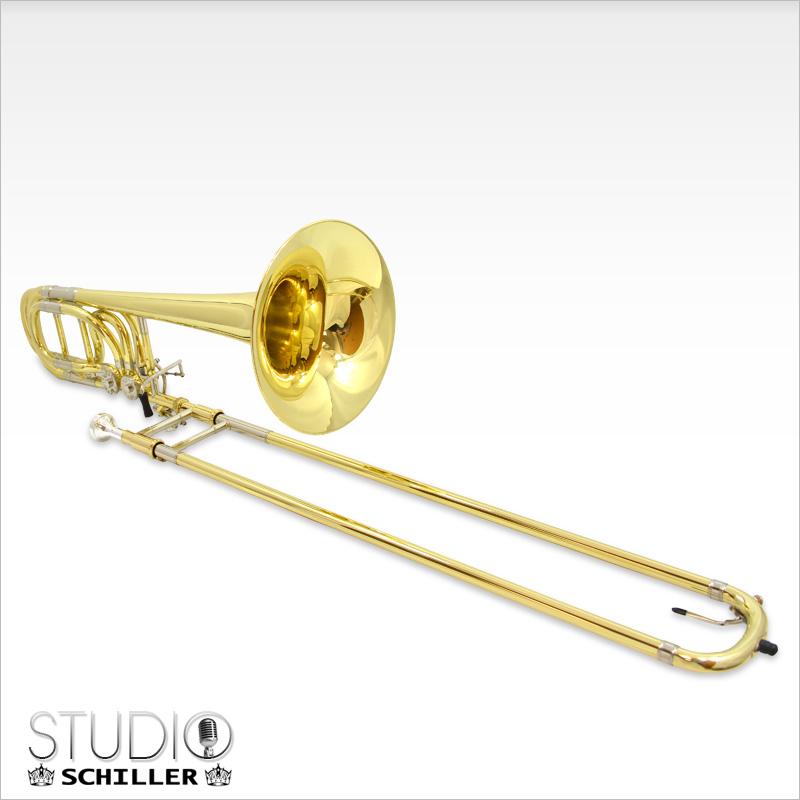 Studio Double Trigger Bass Trombone