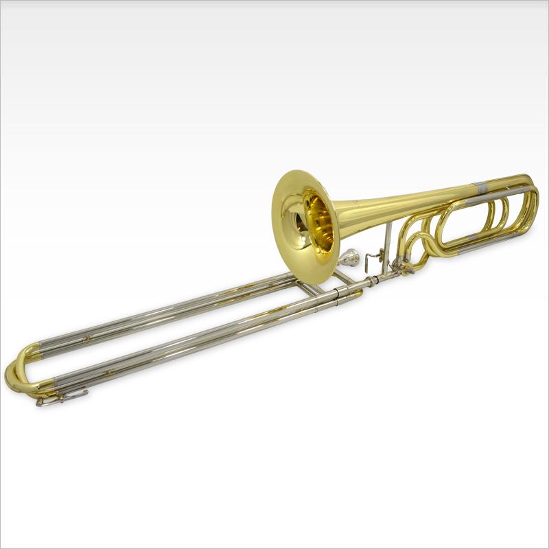 American Heritage Double Slide Contra Trombone