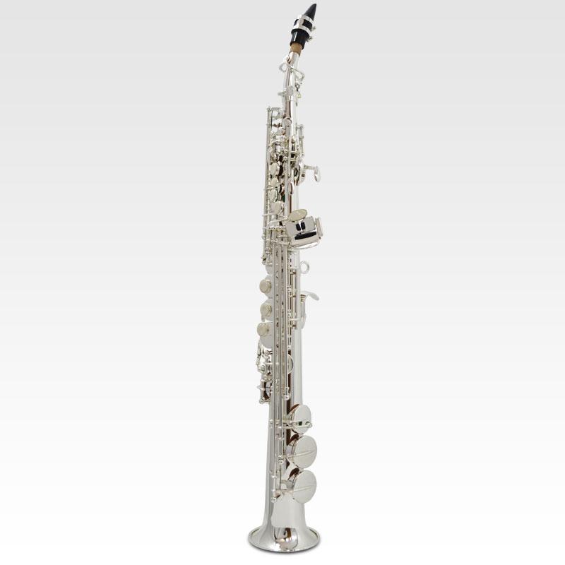 Elite V Soprano Saxophone – Silver Plated