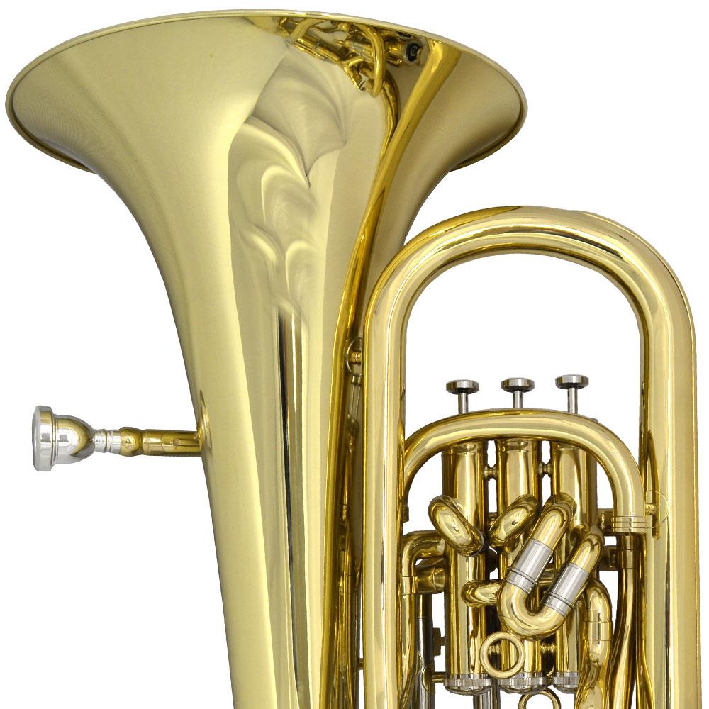 Elite IV Compensating Euphonium – Gold