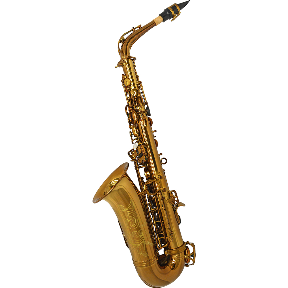 Elite V Alto Saxophone – Decade Aged Vintage Finish
