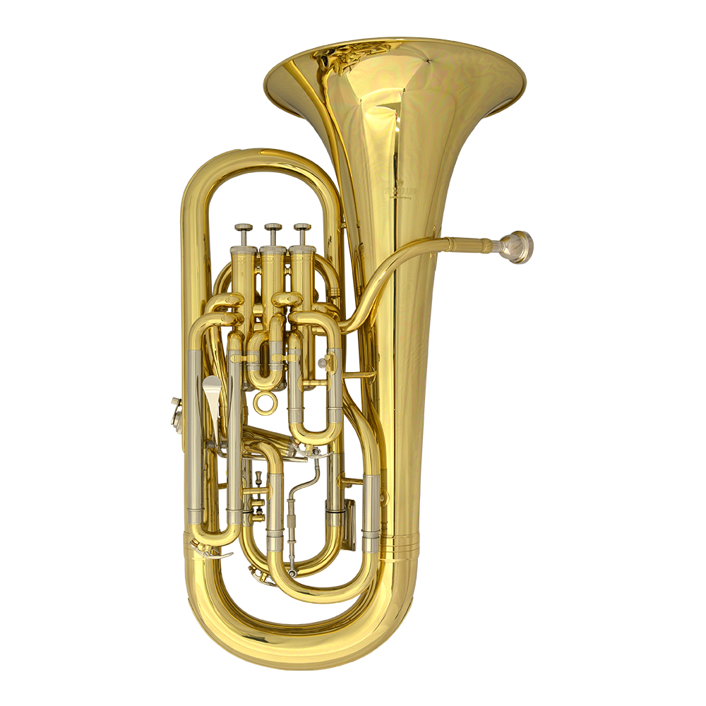 Schiller Elite V Compensating Euphonium  – Gold