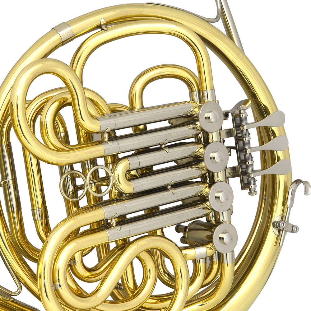 Elite VI French Horn Gold