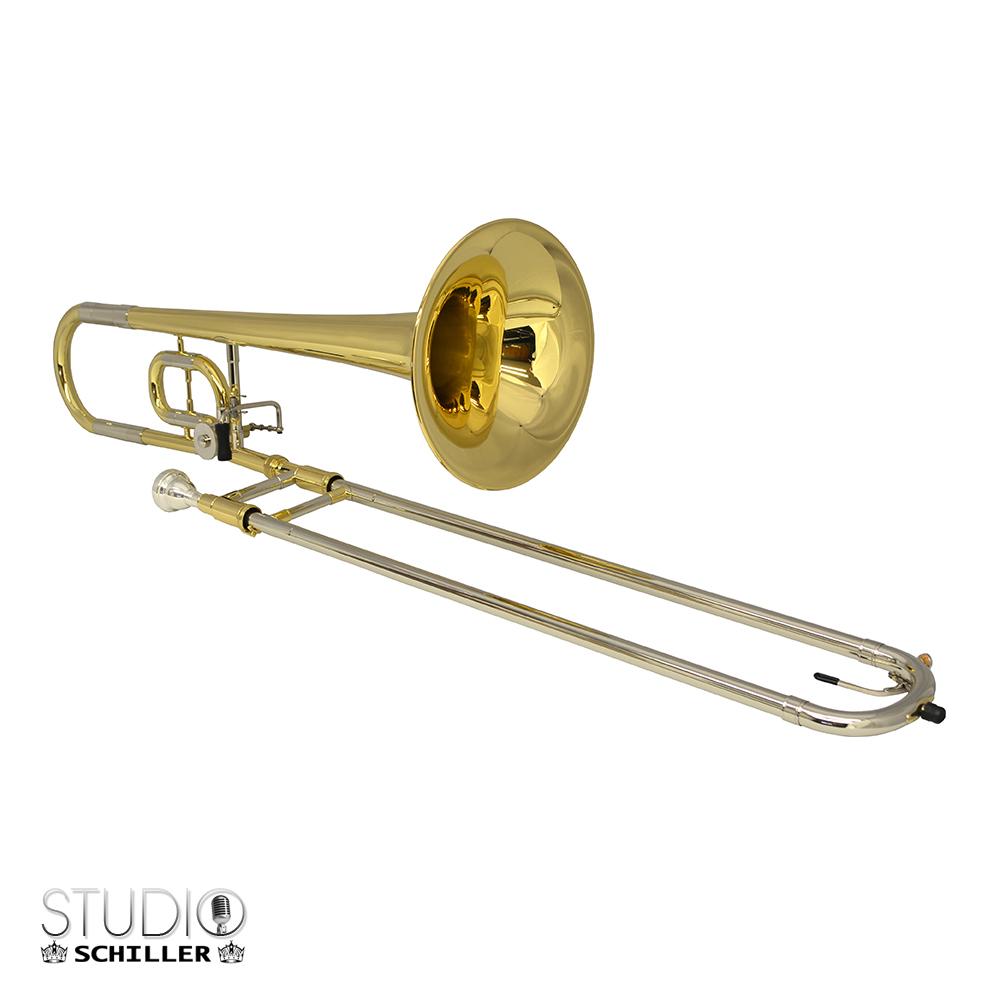 Studio Bb/C Tenor Trombone