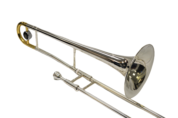 Studio 500 Trombone Silver Plated & Gold