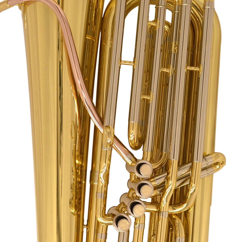 Elite 4 Valve Front Action Tuba