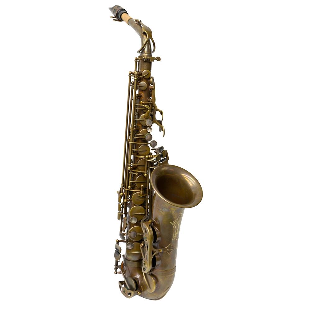 Elite V La Première Alto Saxophone – Aged Copper