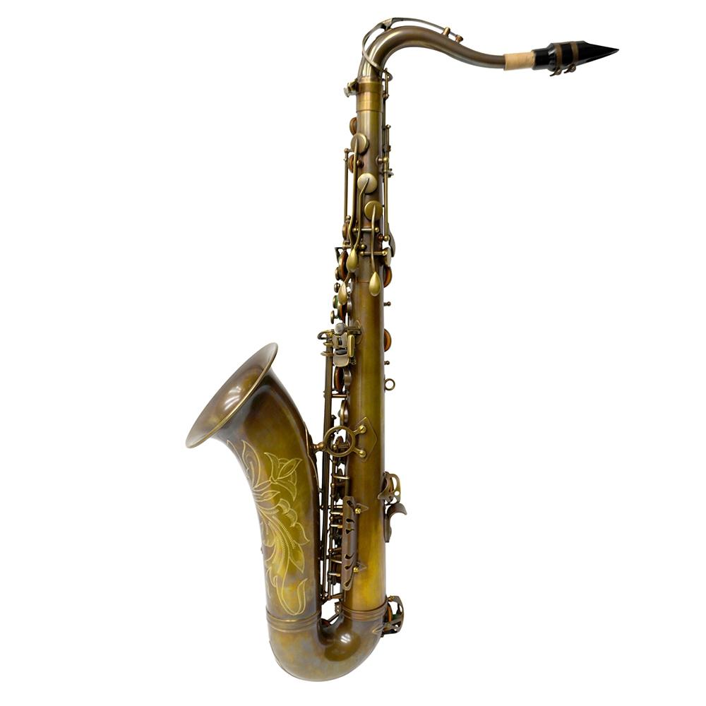 Elite V La Première Tenor Saxophone – Aged Copper