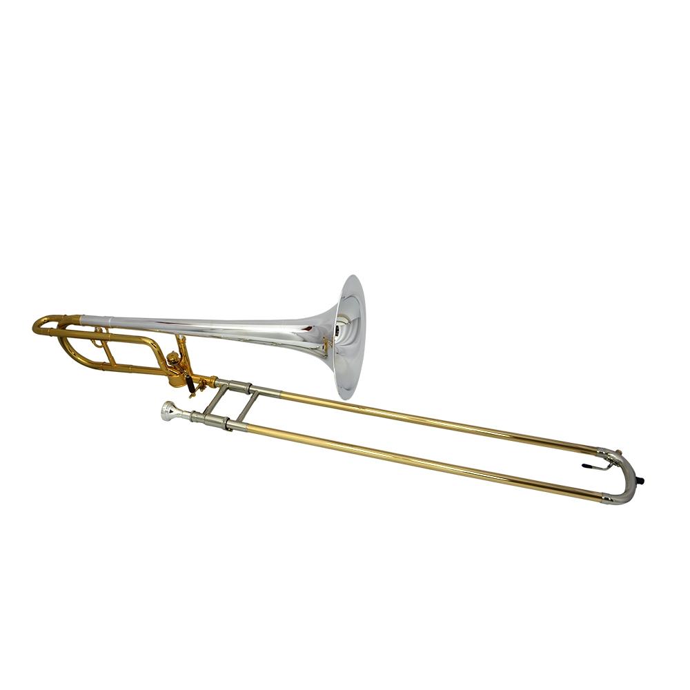 Studio Hagmann Trombone – Silver & Gold Plated