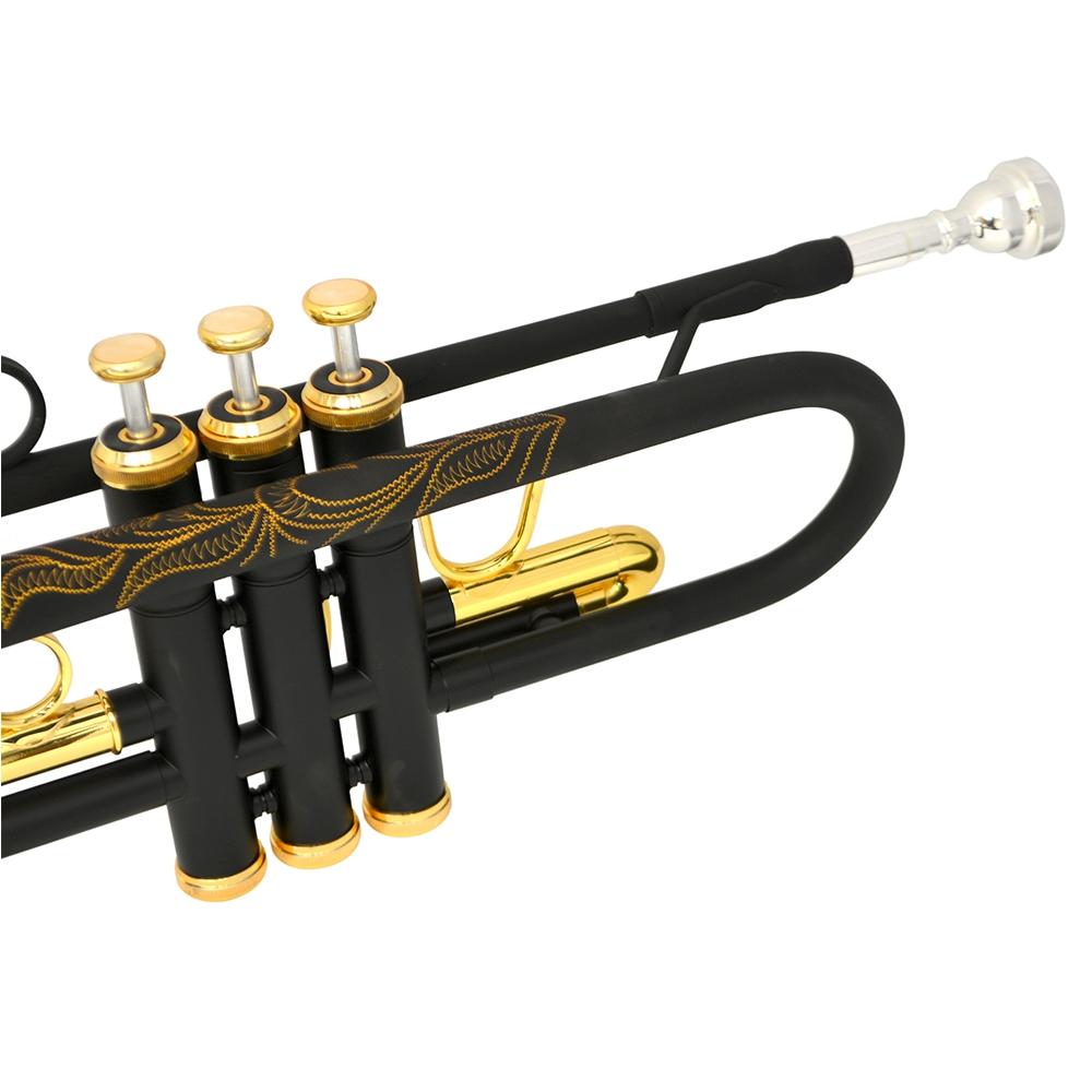 La Première Trumpet – Black & Gold
