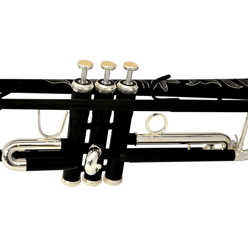 La Première Trumpet – Black & Silver