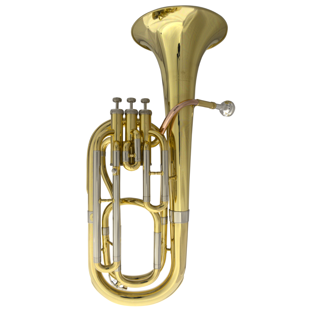 Berkshire Elite Baritone Gold w/Rose Leadpipe