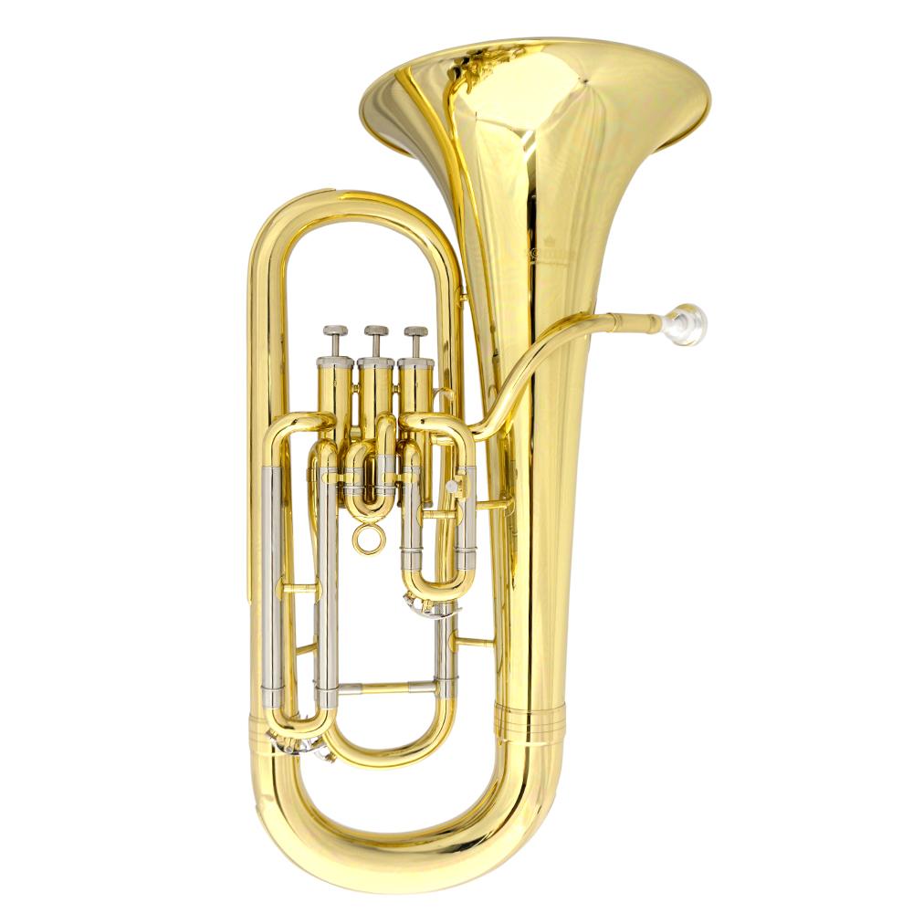 Elite III Euphonium – Gold Lacquer