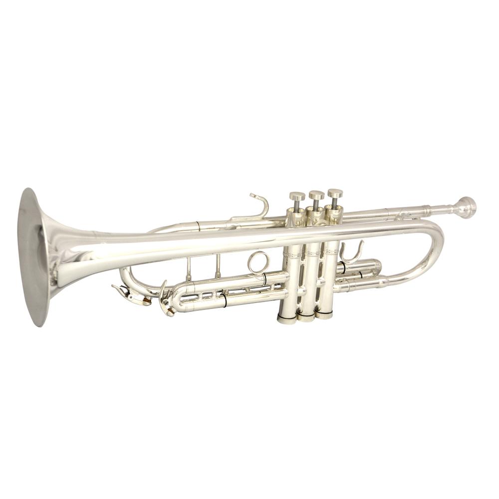 Elite Frankfurt Custom Trumpet Silver Plated