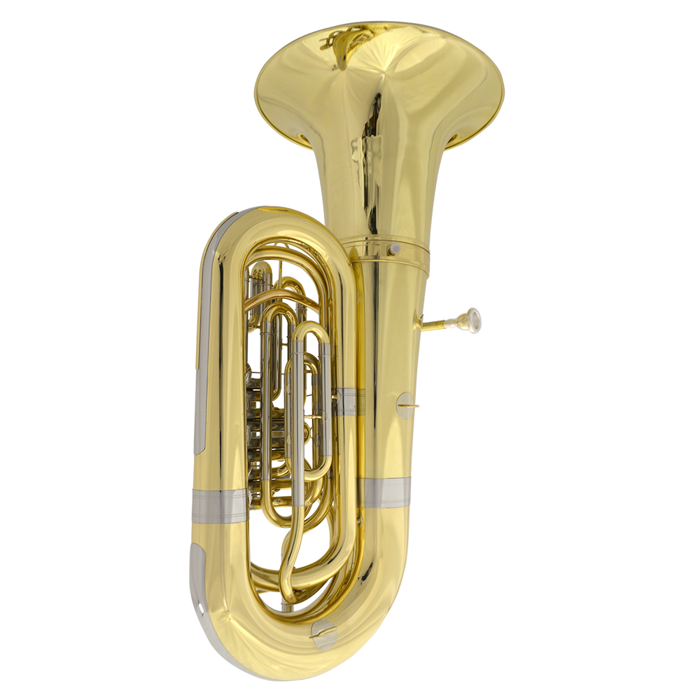 American Heritage Symphonic Tuba with Upright & Front Bell
